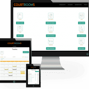 Be Your Own Lawyer at Courtroom5